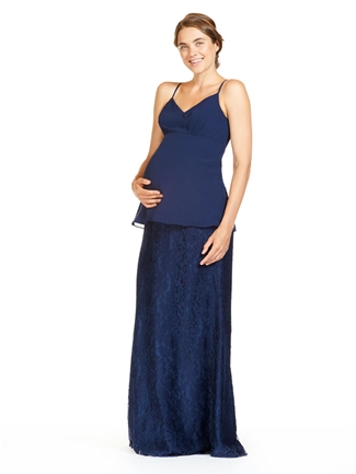 Bari Jay Bridesmaid Dress Style 1839-M/Maternity Top | House of Brides