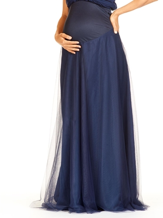 Bari Jay Bridesmaid Dress Style 1845-M/Maternity Skirt | House of Brides