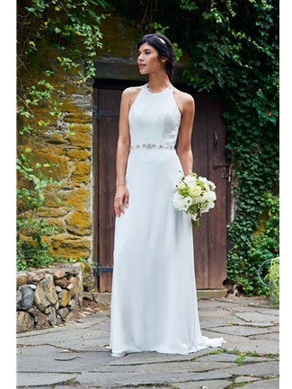 White Collection by Bari Jay Wedding Dress Style 2089  |  House of Brides