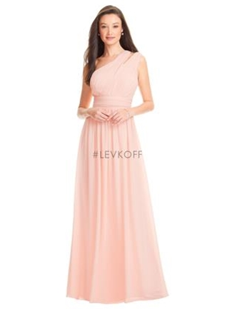 5be8e16f5d2 LEVKOFF by Bill Levkoff Bridesmaid Dress Style 7059