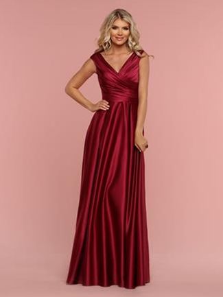 DaVinci Bridesmaid Dress Style 60347 | House of Brides