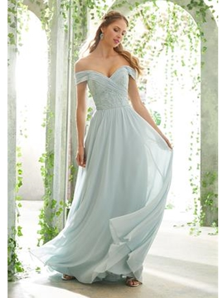 Mori Lee Bridesmaid Dress Style 21614 | House of Brides
