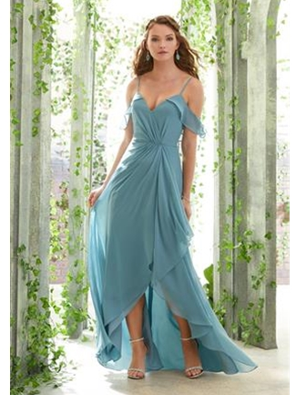 Mori Lee Bridesmaid Dress Style 21615W | House of Brides