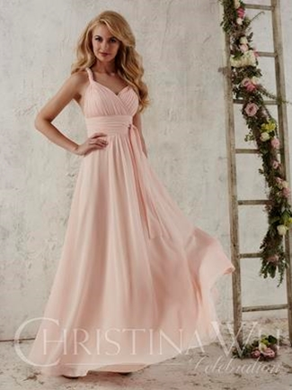 Christina Wu Celebration Bridesmaid Dress Style 22702  |  House of Brides