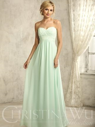 Christina Wu Celebration Bridesmaid Dress Style 22733  |  House of Brides