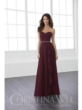 1bb4165f021 Christina Wu Celebration Quick Ship. Bridesmaid Dress. Style No. 22816