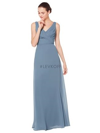 LEVKOFF by Bill Levkoff Bridesmaid Dress Style 7073 | House of Brides