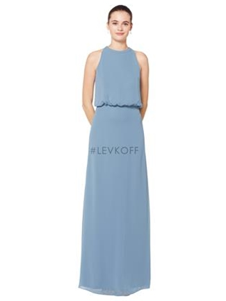 LEVKOFF by Bill Levkoff Bridesmaid Dress Style 7081 | House of Brides