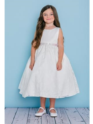 Rosebud Fashions Flower Girl Dress Style 5124  |  House of Brides