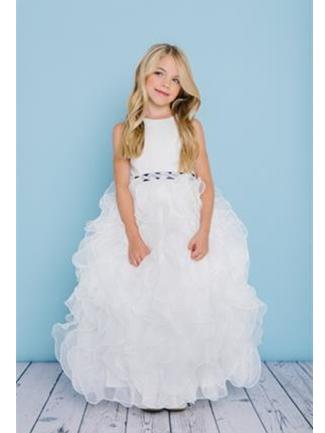 Ships Now Flower Girl Dresses Style 5122  |  House of Brides