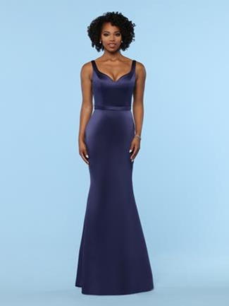 DaVinci Bridesmaid Dress Style 60375 | House of Brides