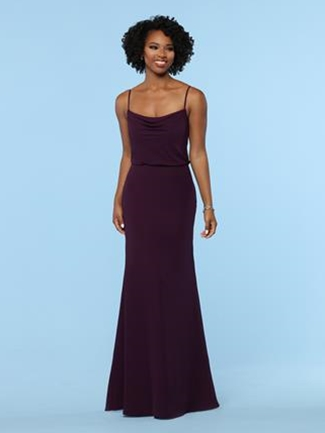 DaVinci Bridesmaid Dress Style 60378 | House of Brides