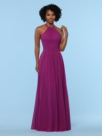 DaVinci Bridesmaid Dress Style 60379 | House of Brides
