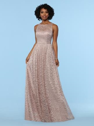 DaVinci Bridesmaid Dress Style 60382 | House of Brides
