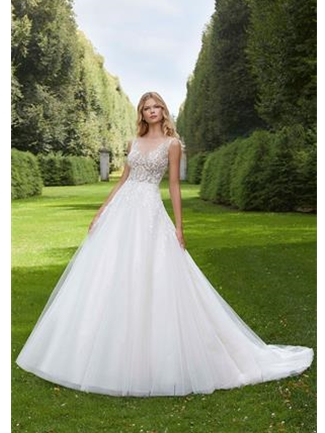 Mori Lee Wedding Dresses Dress Style 2037/Paladia | House of Brides