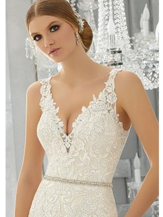 Mori Lee Accessories Bridal Belt Style 11264 | House of Brides