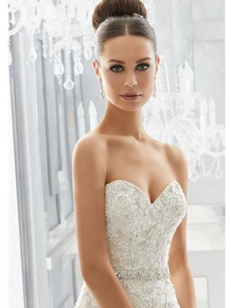 Mori Lee Accessories Bridal Belt Style 11265 | House of Brides