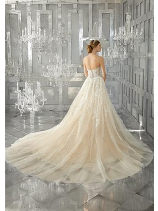 Mori Lee Accessories Bridal Train Style 11271 | House of Brides