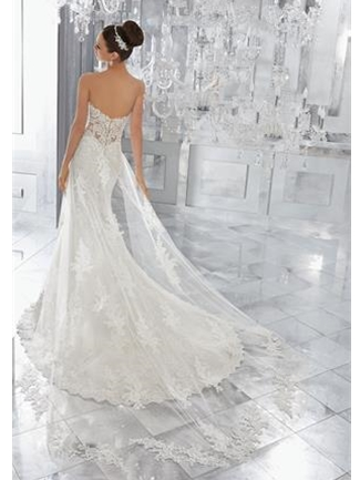 Mori Lee Accessories Bridal Train Style 11273 | House of Brides