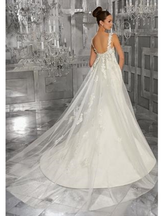 Mori Lee Accessories Bridal Train Style 11274 | House of Brides