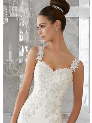 Mori Lee Accessories Bridal Shoulder Straps Style 11277 | House of Brides