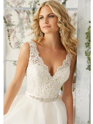 Mori Lee Accessories Bridal Belt Style 11222 | House of Brides