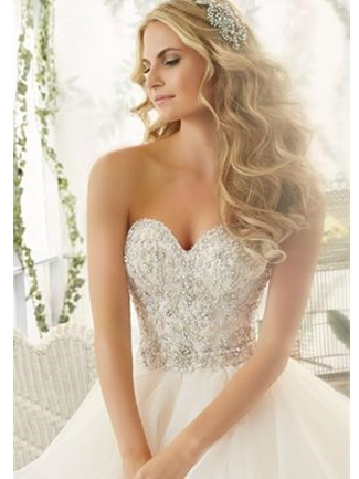 Mori Lee Accessories Bridal Belt Style 11223 | House of Brides