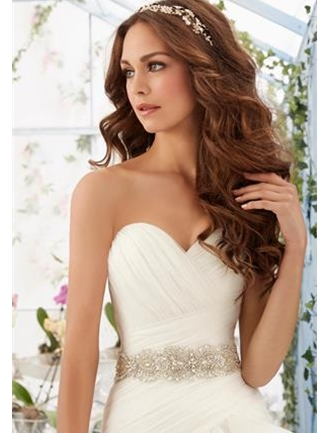 Mori Lee Accessories Bridal Belt Style 11231 | House of Brides