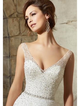 Mori Lee Accessories Bridal Belt Style 11210 | House of Brides