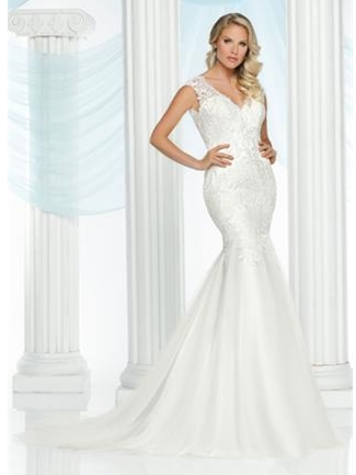 House of Brides - Plus Size Wedding Dresses