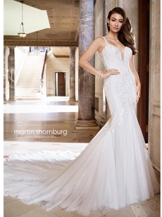 Martin Thornburg for Mon Cheri Wedding Dress Style 119274/Sylvia | House of Brides