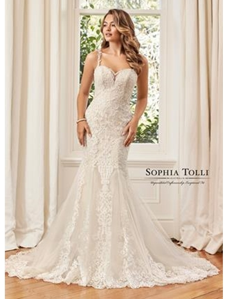 Sophia Tolli Bridals Wedding Dress Style Y11956F/Trinity | House of Brides