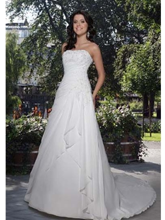 DaVinci Bridals Wedding Dress Style 8371 | House of Brides