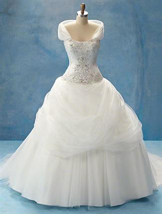 Disney Fairy Tale Weddings wedding dress Style Belle 206 | House of ...