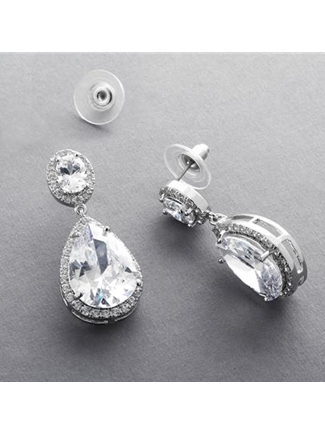Mariell Earrings Style 2074E | House of Brides