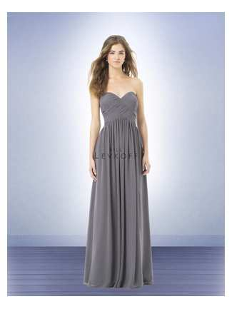 Bill Levkoff Bridesmaid Dress Style 386 | House of Brides
