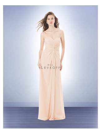 Bill Levkoff Bridesmaid Dress Style 484 | House of Brides