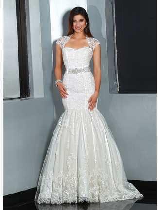 House of brides trumpet style wedding dresses wedding dress junglespirit Image collections