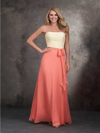 Allure Bridesmaids Bridesmaid Dress Style 1403 | House of Brides