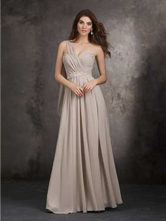 Allure Bridesmaids Bridesmaid Dress Style 1407 | House of Brides