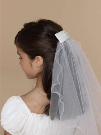 Us Angels Veil Style V-71 | House of Brides