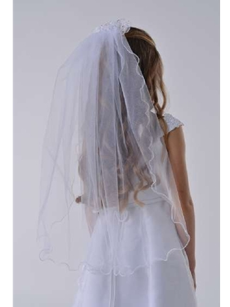 Us Angels Veil Style V-86 | House of Brides