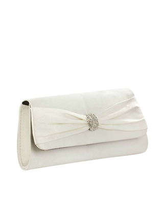 Touch Ups Handbag Style B727 Brandy | House of Brides