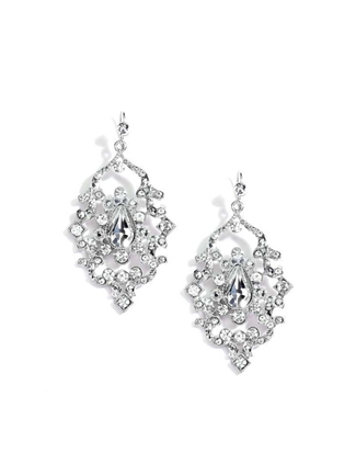 Mariell Jewelry Style 4299E-CR-S | House of Brides