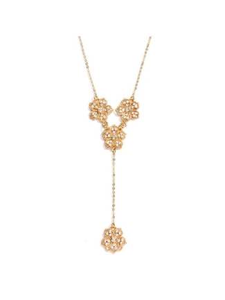 Mariell Jewelry Style 4301N-CR-G | House of Brides