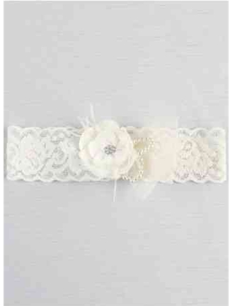 Ivy Lane Designs Garter Style Bianca A01260SG | House of Brides