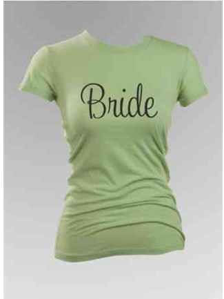 Ivy Lane Designs Bride Fitted Tee Style G31022/1 | House of Brides