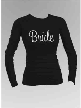 Bride Long Sleeve Tee