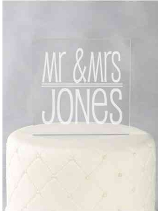 Ivy Lane Designs Cake Topper Style A9721 | House of Brides