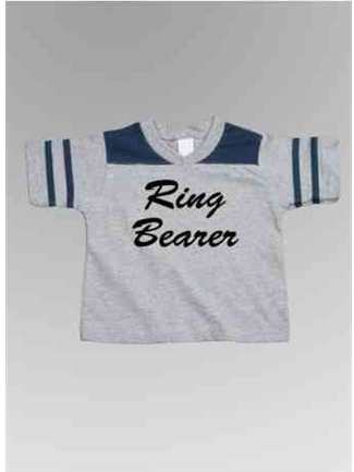 Ring Bearer Toddler Tee